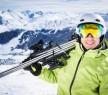 Cómo limpiar chaquetas de esquí